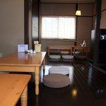 甘夏食堂 - 2階は座敷になってます♪