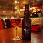 麹町ダイナー - 丹頂鶴麦酒
