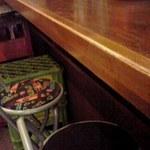 18560667 - 1Fカウンター席(椅子は簡易椅子)