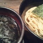 18561474 - 黒味噌つけ麺