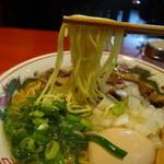 金久右衛門 - 麺