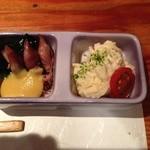 Shikishunsaiariki - 小鉢2種