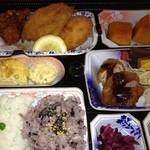 八千代味清 - AJISEI 彩り弁当 10食以上のご予約になります。
