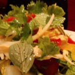 担々麺専科 Tongking - 香菜サラダ