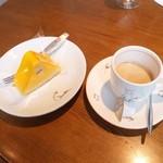 シャトン - スイーツとコーヒー