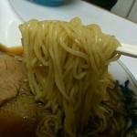 三日月軒 - 麺リフト