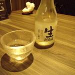 18567179 - 櫻正宗(生貯蔵酒・1合瓶) 480円