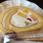 シュッド ブーケ - ロールケーキ