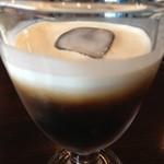 シュッド ブーケ - 1/2珈琲のアイスコーヒー