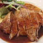18569983 - 肉料理はポークソティ