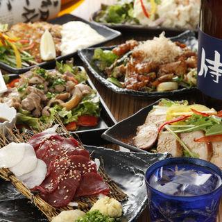 美味しいお料理と寛ぎのひと時を『侍』で
