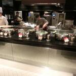 シェフズ ライブ キッチン - 温製料理コーナー