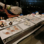 シェフズ ライブ キッチン - 前菜コーナー
