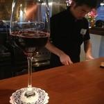 18573019 - 赤ワインとカウンターと◎