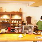 Rokugatsunoshika - 店内