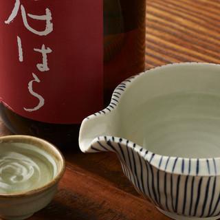 和食には日本酒で!!