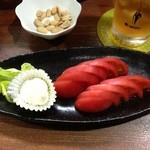 トマト亭 - 料理写真:冷しトマト380円デイw