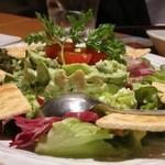 茅場町居酒屋 つまみ菜 - アボカドサラダ