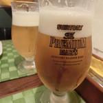 スパイラル - プレミアムモルツ生ビール
