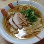 麺組 - 鶏だし醤油