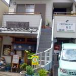 鮨芳 - お店の外観です