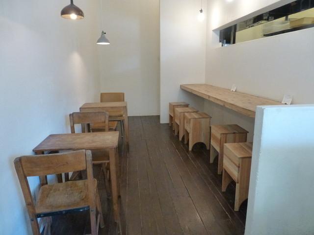 ひつじ - カフェスペースもあります!