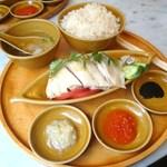 シンガポール海南鶏飯 水道橋店 - 海南チキンライス