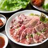 まんてん - 料理写真:リーズナブルでも上質な焼肉・自慢のカルビ!