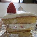 ロード - ショートケーキ