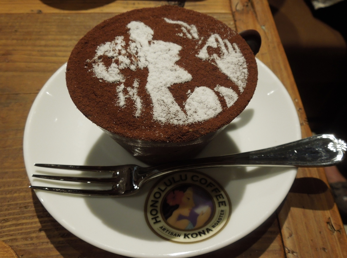 ホノルルコーヒー グランフロント大阪店