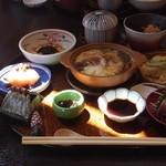 18581416 - お昼のおすすめ膳(1100円)