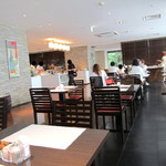 ラマダホテル大阪 - (朝食)1階ダイニング&カフェ・ヌフ ヌフにて。