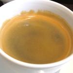 ラマダホテル大阪 - (朝食)お目覚め珈琲はもちろんブラックで。