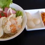 ちびた - 料理写真:サラダ&薬味