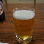 繁の家 - ビール