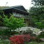 ガーデンレストラン徳川園