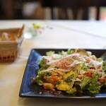 ポルチェリーノ - 料理写真:前菜の盛り合わせサラダ