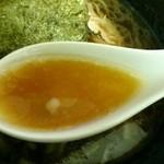 えびすや - スープ インザ レンゲ
