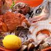Rakuya - 料理写真:朝採れの魚介も日によってさまざま♪
