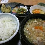 1859304 - 豚汁定食 2009.07