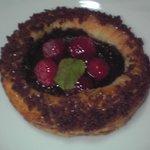 1859654 - チョコベリーのパイ