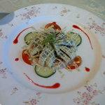 きくち亭 - 料理写真:前菜