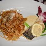 18591458 - 本日のパスタ&魚料理♪