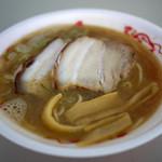 Nagaochuukasoba - 料理写真:煮干し~☆