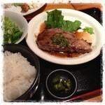 trattoria SATOMI fooding - 今日のランチ!
