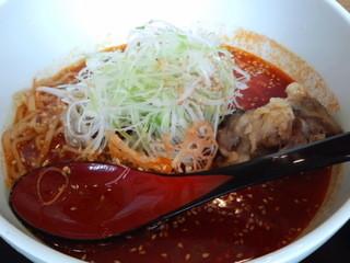 牛骨屋 バカボーン - 紅麺