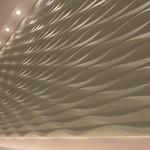 アル フォンテ - 波のような壁