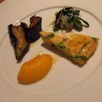 アル フォンテ - 前菜4種盛り