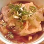 華厳 - 肉豆腐