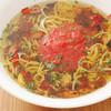 CafeBar Luz - 料理写真:☆代官山生まれの元祖スープパスタ☆ラーメンよりこれでしょ。。。